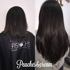 gg extensions easilocks hair extensions 18 haircuts hair
