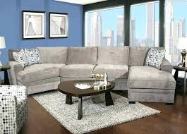 sofa with cuddler sectional sectional cuddle chaise chair sofa