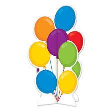 bulk party supplies 12ct beistle 3 d balloons centerpiece bulk party supplies