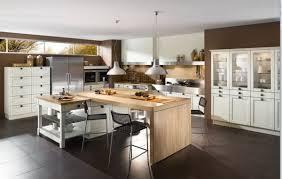 wooden kitchen appliances brown varnished wooden cabinet white