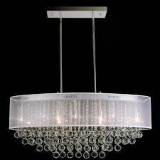Oval Crystal Chandelier Brizzo Lighting Stores 36