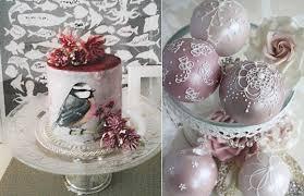 Christmas Cake Decorations Flowers by Christmas Cakes Beautiful Designs Cake Geek Magazine