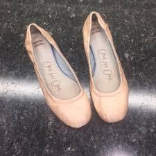 petal grosgrain toms 59 toms shoes toms petal pink grosgrain ballet flats from