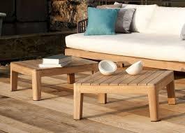 Garden Coffee Table 20 Best Wooden Garden Coffee Tables
