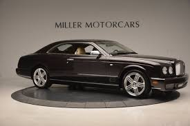 bentley brooklands coupe for sale 2009 bentley brooklands stock 7145 for sale near westport ct