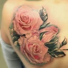 beautiful pink roses tattoo venice tattoo art designs