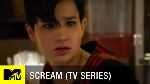 scream the tv series 7 minutes of season two mtv