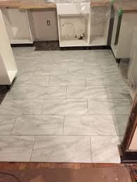 Luxury Vinyl Bathroom Flooring Luxury Vinyl Tile Is A Great Alternative To Ceramic Tile It Is