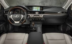 lexus es used car lexus es 350 to become first ever american made lexus in 2015