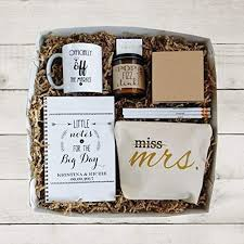 wedding gift box ideas top 10 best gifts for brides to be