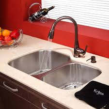 modern undermount kitchen sinks sinks faucets brown modern stylish pull out kitchen faucets