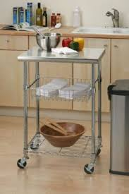 Kitchen Trolley Ideas Best 25 Stainless Steel Kitchen Cart Ideas On Pinterest Kitchen
