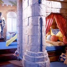 Castle Bedroom Designs by Stylish Kids U0027 Bunk Beds Hgtv