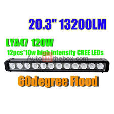 Led Work Light Bar by 198 99 Buy 120w Cree Led Light Bar Flood Light Spot Light Work