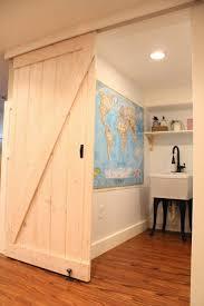 Make Barn Door by Build A Barn Door Barn And Patio Doors