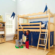 Twin Loft Bed With Desk Plans Free by Loft Beds Excellent Kid Loft Bed Photo Kid Loft Bed Plans With
