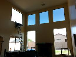 interior window tinting home protective residential house window tinting service