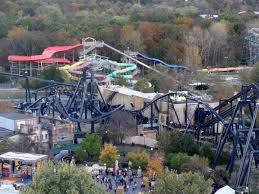 Six Flags St Louis Missouri Six Flags St Louis Fright Fest 2014 Review Coaster101
