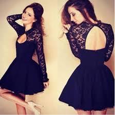 emma ni lace short black long sleeves skirts bridesmaid dresses