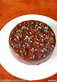 how do you make a cake eggless chocolate cake recipe how to make eggless chocolate cake