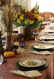 thankskiving table setting ideas