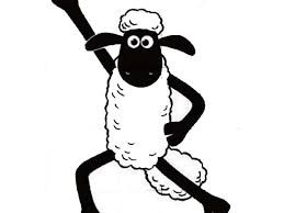 popular shaun sheep coloring pages awesome 870 unknown