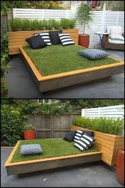 Backyard Ideas On A Budget Patios by Best 25 No Grass Backyard Ideas On Pinterest No Grass