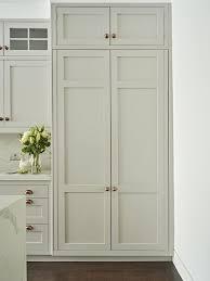 shaker style kitchen pantry cabinet putney house kitchens by brayer design shaker