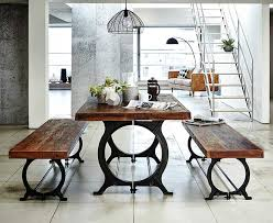 Reclaimed Dining Room Tables Reclaimed Dining Room Table Furniture Ege Sushi Build