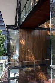 garde corps jardin décoration nature et jardin vertical dans une maison design