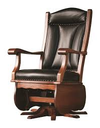 heritage swivel glider rocking chair