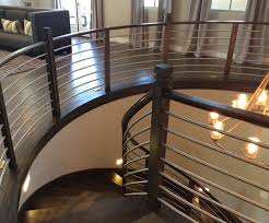 Iron Handrail For Stairs Custom Stairs Custom Stair Builder Stair Remodeling Phoenix