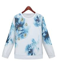 floral sweaters for women cheap price