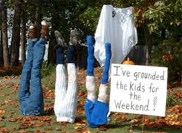 cool halloween outdoor decorations nine harmless halloween pranks to play on your neighbours u2013 the sun