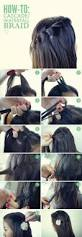 how to do the cascade waterfall braid u2013 long hairstyles how to