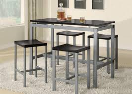 Expandable Bistro Table Kitchen Best Expandable Dining Table For Small Spaces Stunning