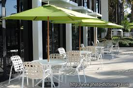 patio deck furniture photo picture definition at photo