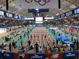 The Armories Winter Garden - speeds soar u0026 records fall at washington heights u0027 indoor track