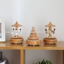 Handmade Wooden Gifts - china creative sweet birthday gifts rotating
