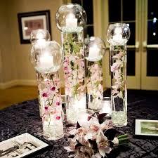 Orchid Centerpieces Pink Orchid Centerpieces