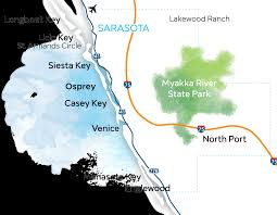 Map Venice Florida by Visit Sarasota Florida Beaches And Beyond Official Travel Guide