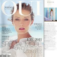 magazine mariage oui magazine été 2011 valerie pache