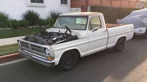 Classic Ford Truck Frames - f100 crown vic full frame swap