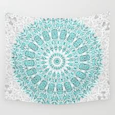Cute Wall Tapestry Vector Wall Tapestries Society6