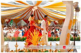 Malayalee Wedding Decorations Rahul U0027s U0026 Youyou U0027s Destination Wedding In Kerala