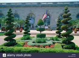 Botanic Gardens Dc Topiary In The United States Botanic Gardens In Washington Dc Usa
