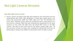 how do red light cameras work how to defeat your red light camera ticket