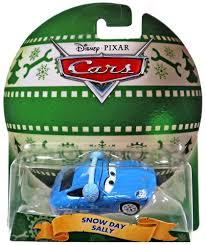 cars sally toy disney pixar cars holiday 2017 snow day sally 155 diecast car