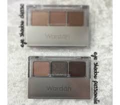 Eyeshadow Wardah Vs Makeover halal cosmetics singapore wardah eyexpert eyeshadow