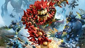 14 minutes of knack 2 coop gameplay e3 2017 ign video
